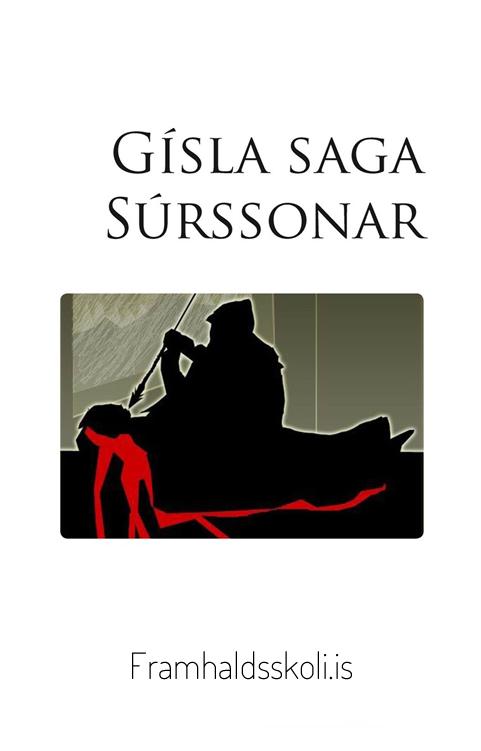 Gísla saga Súrssonar