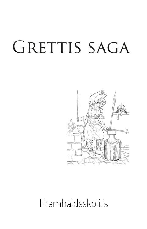 Grettis saga