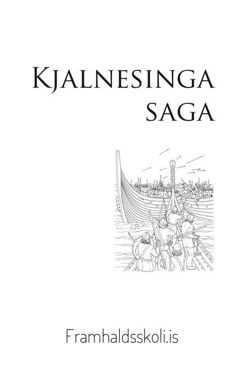 Kjalnesinga saga